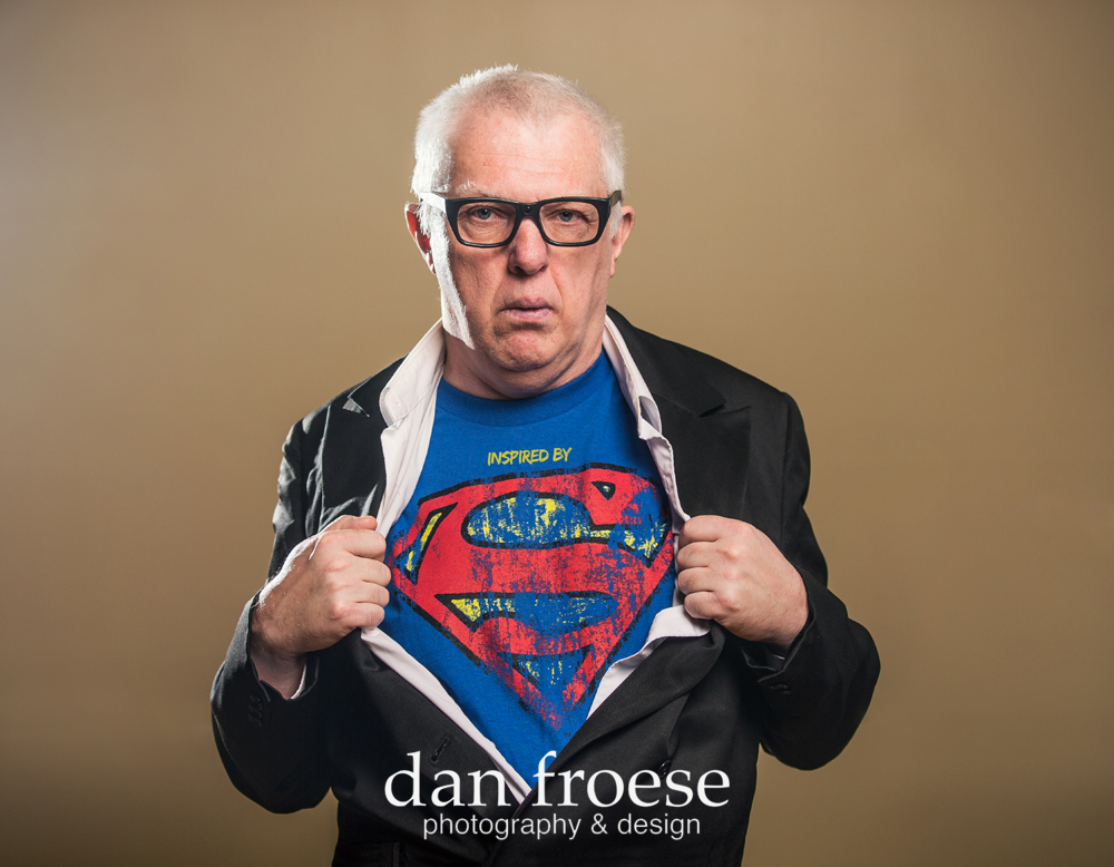 Superman  - Inspired by the Stars - A collaborative project of Mountain Lea Lodge, The Meadows ARC, and Dan Froese Photography