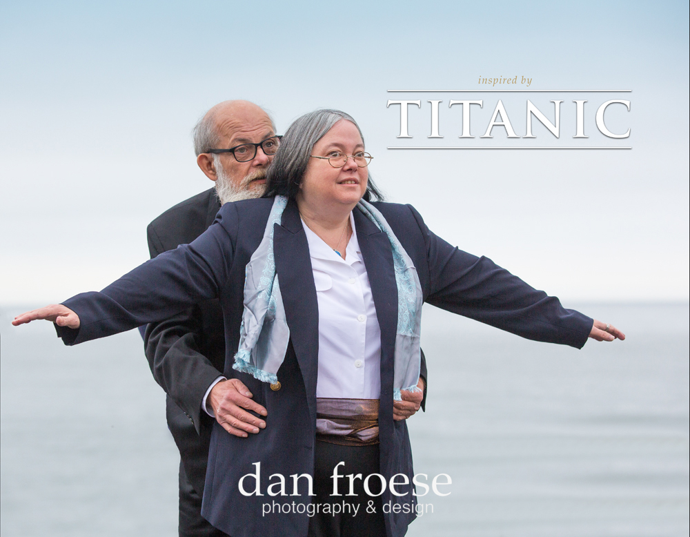 Titanic  - Inspired by the Stars - A collaborative project of Mountain Lea Lodge, The Meadows ARC, and Dan Froese Photography
