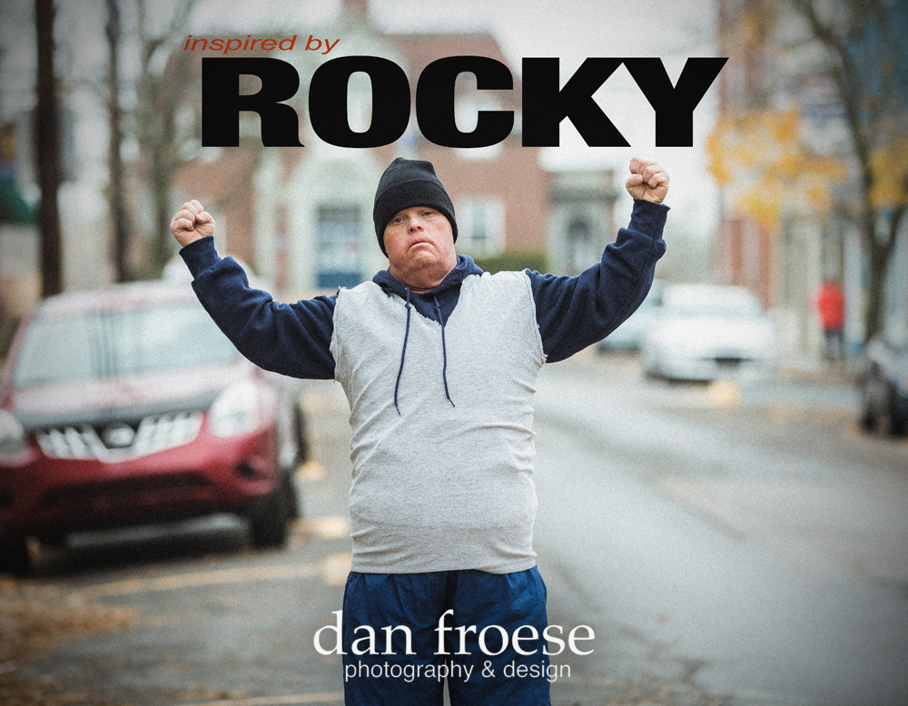 Rocky  - Inspired by the Stars - A collaborative project of Mountain Lea Lodge, The Meadows ARC, and Dan Froese Photography